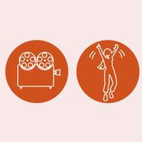 <いよいよ明日開幕! @渋谷 >あなたの五感を刺激する入場無料のフェスイベント【感画 -KANKAKU-】が開催!!