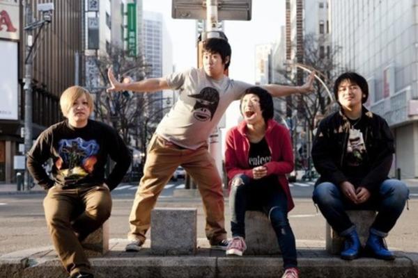 北海道札幌からTHE BOYS&GIRLSです。